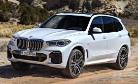 BMW X5: Вече не ви трябва ключа, за да влезете