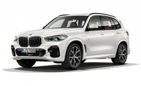 BMW X5 xDrive45e има 394 к.с. и харчи 2,1 л/100 км