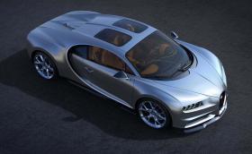Bugatti Chiron вече може да се поръча с най-бързия панорамен покрив в света