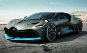 Забравете за Chiron, тук е новото Divo - най-скъпата серийна кола на планетата и първото Bugatti за завои