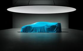Bugatti Divo се крие под покривка за маса