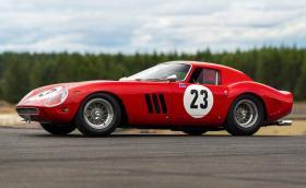 Това Ferrari 250 GTO бе продадено за 48,4 млн. долара
