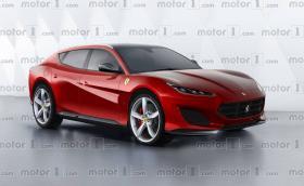 Ferrari официално кръсти първия си SUV със сложното за произнасяне име Purosangue. Ще е хибрид