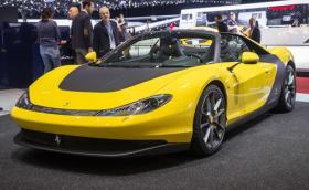 Продават едно от шестте произведени Ferrari Sergio. За 3,6 млн. евро
