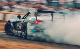 Състезателните коли от Гудууд: Супер галерия
