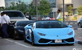 Британец с Lambo направи 33 нарушения за 4 часа в Дубай. Глобяват го с 41 хил. евро