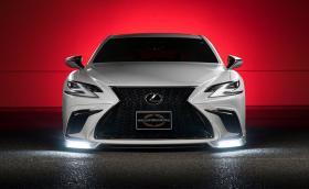 Lexus LS от Wald е то-о-олкова специален