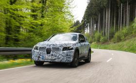 Първият електрически модел на Mercedes идва догодина. Още подробности за EQC