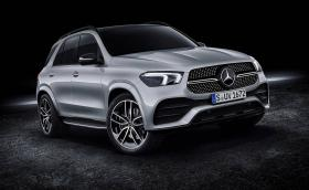 Официално: Новият Mercedes-Benz GLE, вече с реални снимки и то много