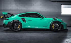Десетте най-яки цвята, в които може да купите Porsche 911 GT2 RS
