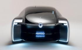 Renault EZ-Ultimo е лимузина без шофьор
