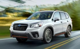 Това е новото Subaru Forester, колата идва без турбо и без опция за ръчни скорости