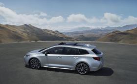 Toyota Corolla Touring Sports е апетитно парче, което казва чао на дизела