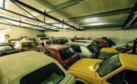 Ето я най-голямата колекция VW Golf в света