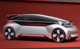 Volvo направи кола, в която да се спи. Казва се 360c. Но къде е воланът?