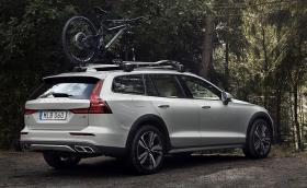 Новото Volvo V60 Cross Country е тук, за да докаже, че не ни трябват големи кросоувъри