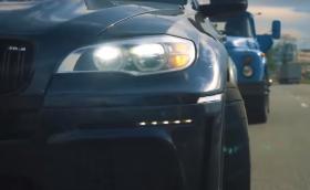 600-конният ЗИЛ вече има 700 к.с. и се пуска в драг с тунинговано BMW X6 M