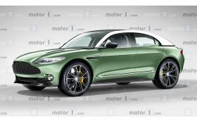 "Ако новият Aston Martin DBX изглежда така, ние сме ""за""!"