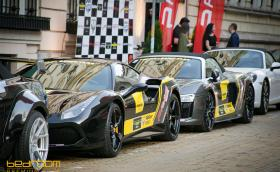 Премиум Рали София – Свети Влас 2018 представи колите талисмани. Галерия с Audi R8 Plus Spyder, Aston DB11 и още горещ метал