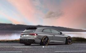 Audi RS 5 е най-елегантният шутинг брейк на тази планета