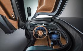 Топ 10 на автомобилните интериори над милион евро
