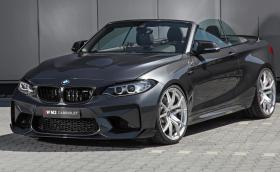 BMW M2 Convertible е супер кабрио, което не е произведено от BMW. Вдига 300 км/ч