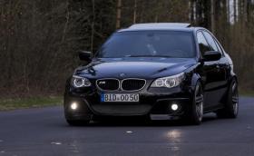 Това BMW E60 всъщност е E39 с комплекс за малоценност