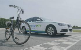 Направиха Audi A4 Avant, което се задвижва с въртене на педали. Вдига магистрални скорости!