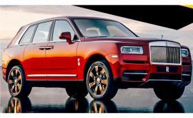 Вижте новия Rolls-Royce Cullinan преди всички останали. Колата изтече в интернет, а от Rolls не са доволни