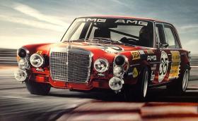 Историята на AMG. Видео