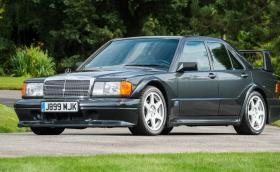 30-годишните коли са скучни? Не и тези! Продават в комплект Sierra Cosworth, M3 Evo и Merc 190 E 2.5 Cosworth