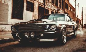 1967 Ford Mustang GT500 'Eleanor' се завърна на снимачната площадка, 18 г. по-късно