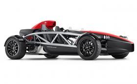 Ariel Atom 4 e Civic Type R, но без колата на Honda. Мощен е 320 коня, вдига 100 за 3 секунди