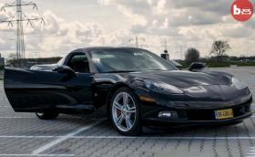 Това е 2006 Chevrolet Corvette C6 с дистанционно управление. Видео