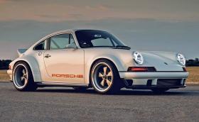 Singer Porsche 911 DLS е чисто, автомобилно порно. Най-доброто 911 правено някога. Цена: 1,5 млн. евро