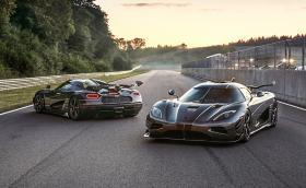 Thor и Väder са последните два Koenigsegg Agera. Мощни са по 1360 коня или… по 1 мегават