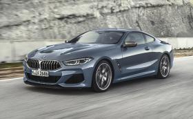 Кажете здрасти на още топлото BMW M850i xDrive, на новата Серия 8
