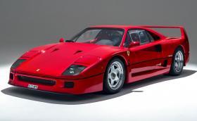Ferrari F40: Всичко, което трябва да знаете за най-култовия модел на италианците. Видео