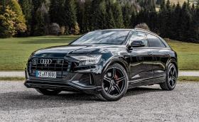 Първият тунинг пакет за Audi Q8 идва от ABT. Естествено