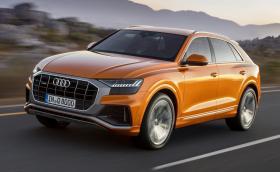 Това е новото Audi Q8. По-късо е от Q7 с 66 мм, но е по-широко с 27