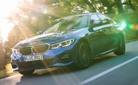 Внушителна галерия и първи отзиви за новото BMW Серия 3