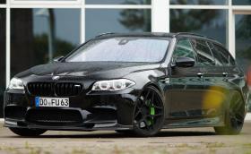 BMW M5 R Touring има 900 коня! 900. Комби.