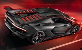 Топ 10 на най-лудите модели на Lamborghini