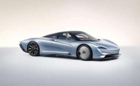 McLaren Speedtail: ето го наследника на McLaren F1, който вдига над 390 км/ч