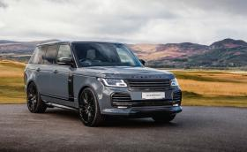Overfinch отново направи най-луксозния Range Rover на планетата