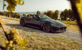 Pogea Racing преобрази 10-годишното Maserati GranCabrio