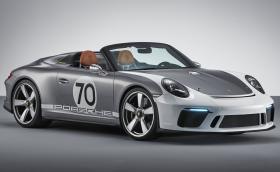 Porsche 911 Speedster Concept реално е GT3 Cabriolet и вероятно последното 991
