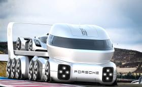 Камион на седмицата: Porsche GT Vision