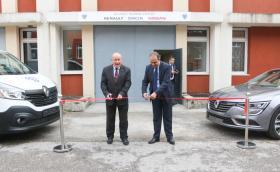 Renault Nissan България откри нов обучителен център в партньорство с ТУ - София