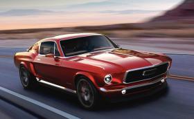 От Русия с любов: Mustang на ток с 840 к.с.